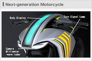 Next-generation Motorcycle